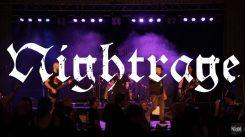 Ruotsalainen melodista death metalia soittava Nightrage esiintyi Suomessa seitsemän vuoden tauon jälkeen: katso video yhtyeestä esiintymässä Metal Bathissa
