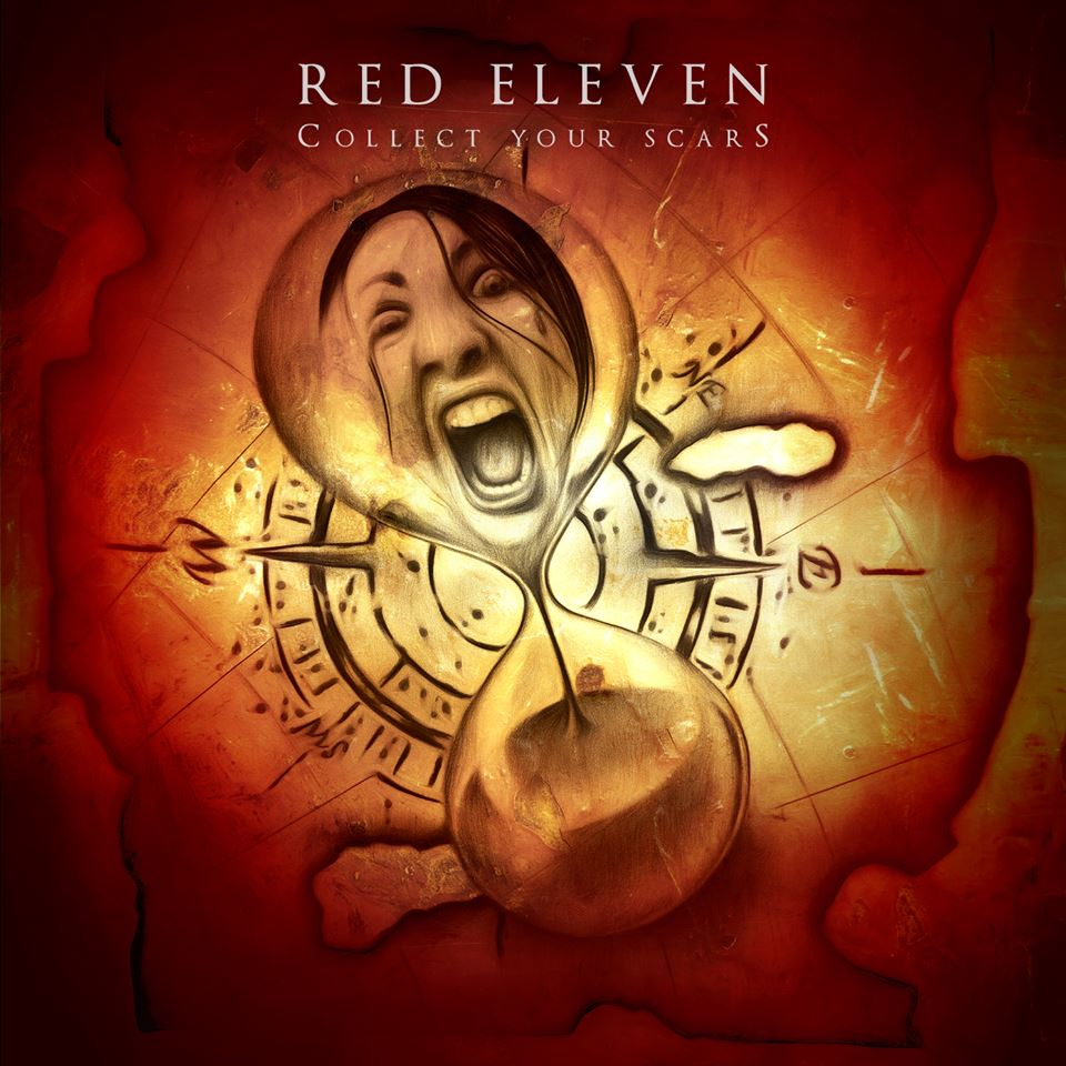 Red Eleven Collect Your Scars cover