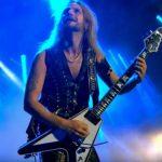 """Richie Faulkner: """"Judas Priest tapaa huhtikuussa ja aloittaa keskustelemaan uudesta albumista"""""""