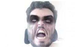 Snapchat julkaisi oman corpse paint -filtterin