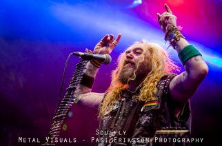 Max Cavaleran kipparoima Soulfly kahdelle klubikeikalle Suomeen heinäkuussa