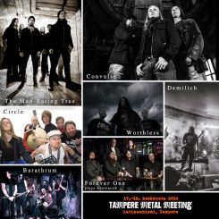 Festariennakko: Tampere Metal Meeting