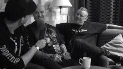 KaaosTV:n videohaastattelussa ruotsalainen melodista death metalia soittava The Duskfall