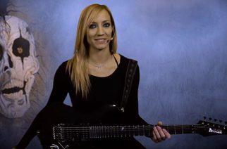 Alice Cooperin kitaristi Nita Strauss perustanut sooloyhtyeen: uutta musiikkia luvassa alustavasti keväällä