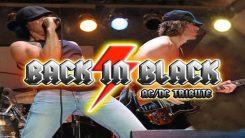 AC/DC:n covereita soittavan Back In Blackin vokalisti Darren Caperna oli ehdolla AC/DC:n laulajaksi ennen Axl Rosea