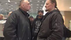 Uusi video julkaistu liittyen ortodoksisen kiihkouskoivaisen sekä Belphegorin Helmuthin välikohtaukseen lentokentällä