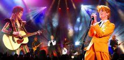 Huikea David Bowie -tribuutti Suomeen marraskuussa