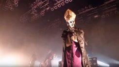 Tuska Open Airissa ensi kesänä ainoan Suomen keikkansa soittavan Ghostin livevideoita katsottavissa Houstonista