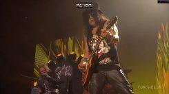 Guns N´ Rosesin paluukeikoilta julkaistiin lisää videomateriaalia Mexico Citysta sekä Las Vegasista