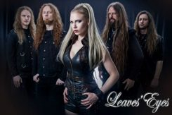 Leaves Eyesin vokalisti Liv Kristine jätti yhtyeen