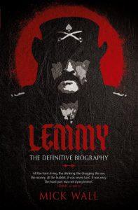 Motörheadin Lemmy Kilmisterista julkaistiin uusi kirja