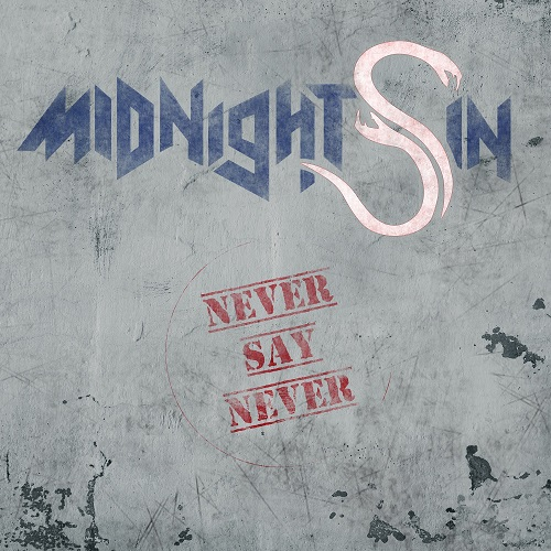 Midnight Sin – Never Say Never (EP)
