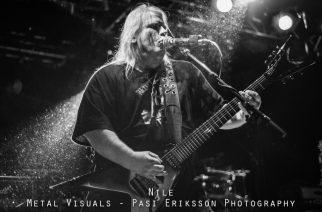 """Suoraan katakombien syövereistä: haastattelussa juuri uuden """"Vile Nilotic Rites"""" -albumin julkaisseen Nilen kitaristi-laulaja Karl Sanders"""