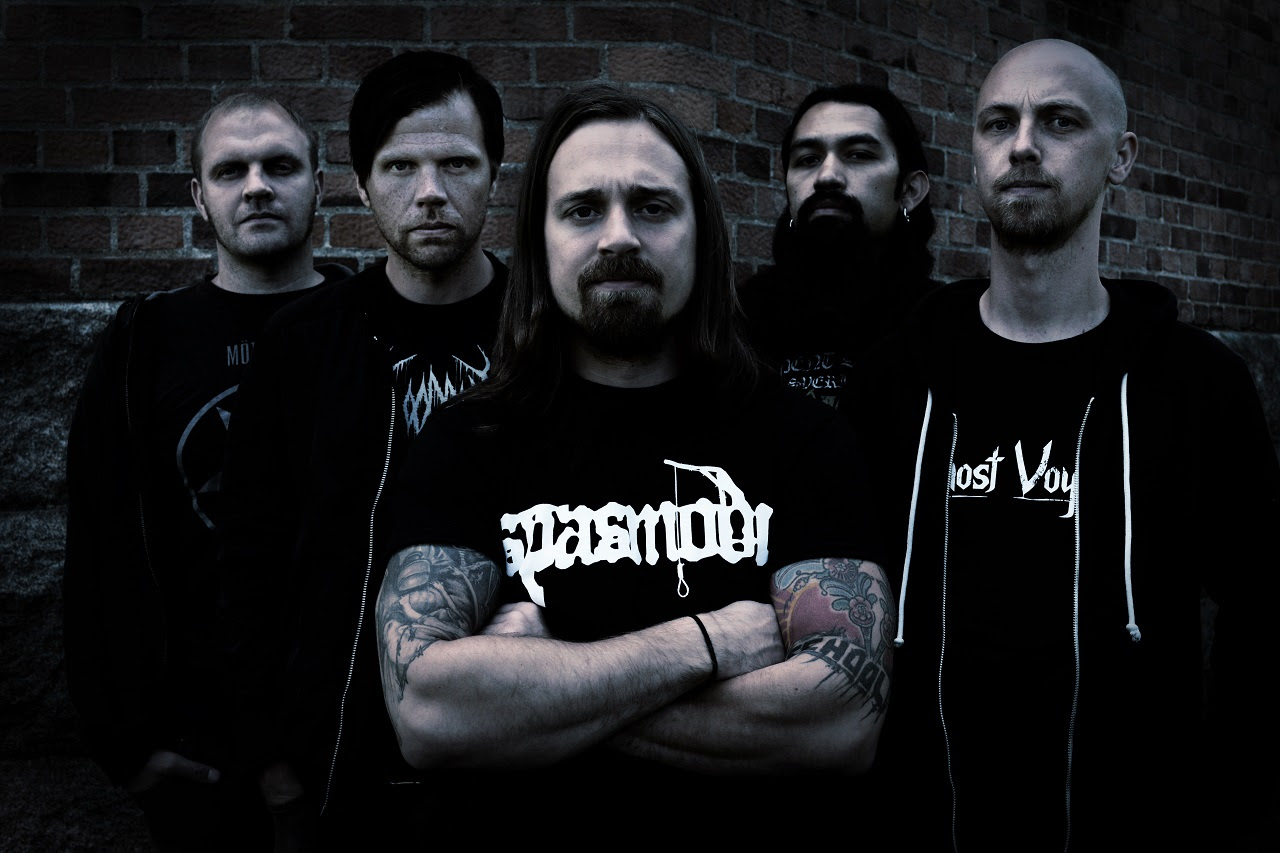 Doom metalin lähettiläs October Tide klubikiertueelle Suomeen maaliskuussa