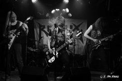 Thrash metal -retkue Radux julkaisemassa toista demoaan