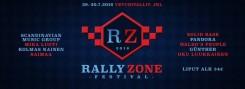 Rally Zone Festival tuo viihteen jälleen rallin yhteyteen Jyväskylässä