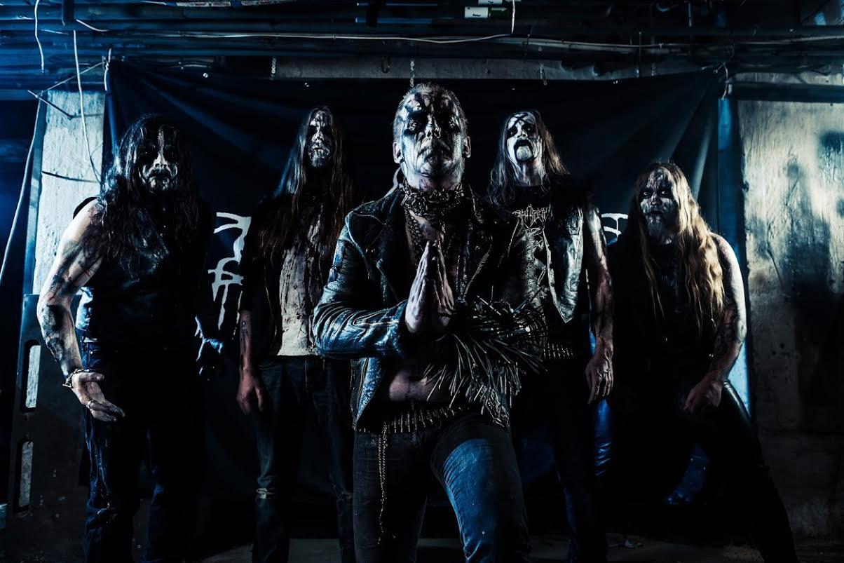 """Svarttjern julkaisi viimeisen singlen tulevalta albumiltaan: """"Frost Embalmed Abyss"""" -kappale kuunneltavissa"""