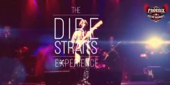 The Dire Straits Experience Finlandia-talolle marraskuussa