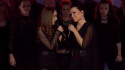 """Tarja Turusen sekä Suvi Åkermanin """"Bohemian Rhapsodyn"""" coverointi The Voice Of Finlandissa jakaa mielipiteitä: video vedosta nyt katsottavissa"""