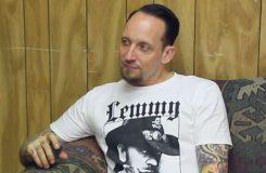 Volbeat Michael Poulsen 2016