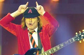 AC/DC:n Angus Youngista elämäkerta
