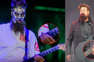 Salaliittoteoria: Kuka soittaakaan oikeasti Slipknotin riveissä?
