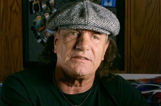 """Brian Johnson ajastaan AC/DC:n kanssa: """"Minä pärjäsin hyvin"""""""
