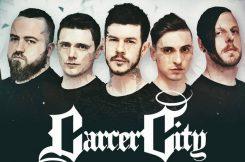 Englantilainen metalcorea soittava Carcer City Stay Sick Recordingssille
