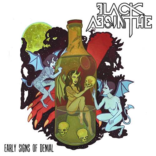 Black Absinthe – Early Signs Of Denial