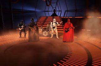 Tuskaan saapuvalta Galactic Empirelta uusi musiikkivideo