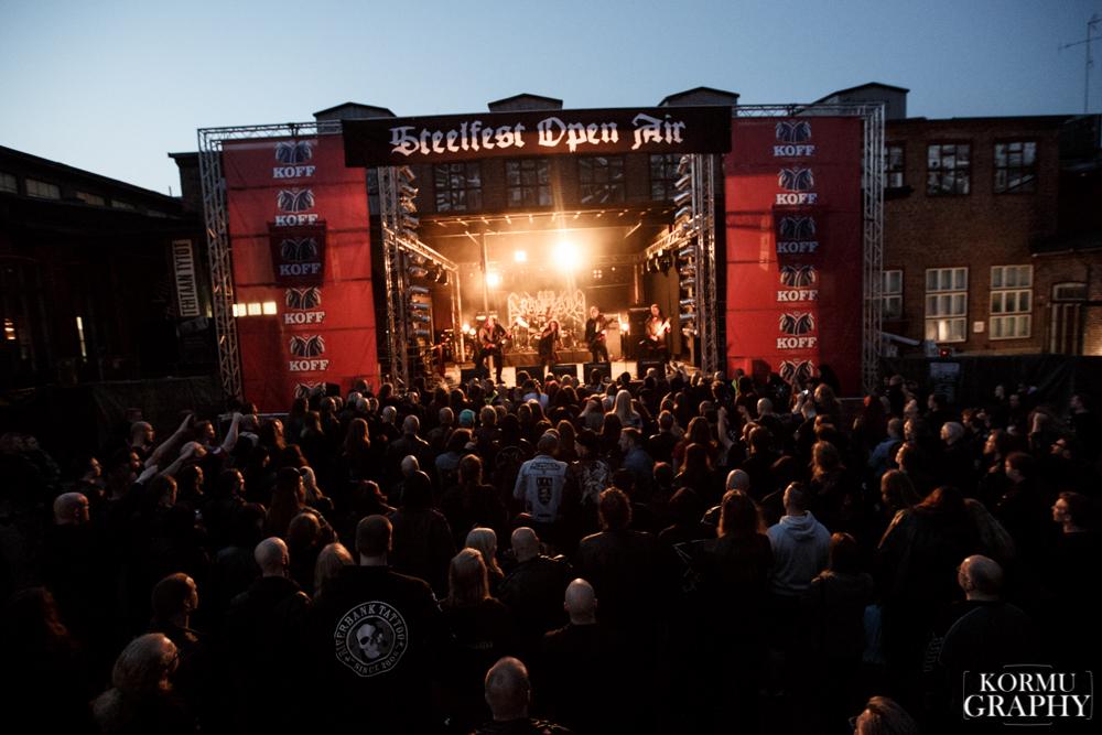 Kaikki muu on paskaa paitsi Bat & Ryyd – Steelfest Open Air @ Hyvinkää, osa 2/2: lauantai 21.5.2016