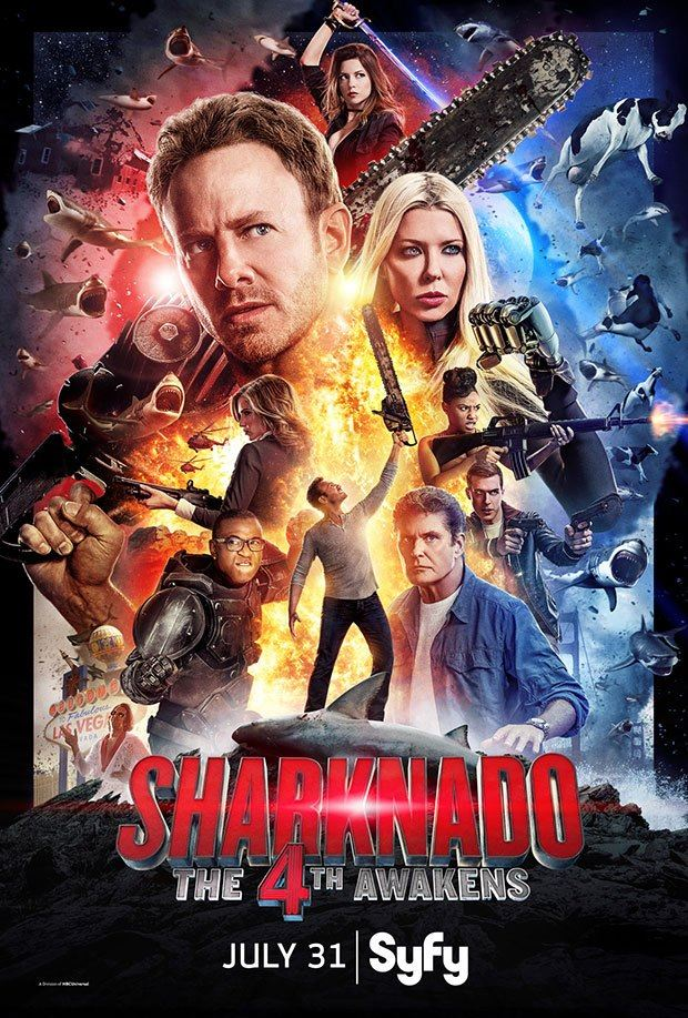 Sharknado 2016