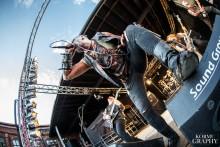 Äärimetallin loistoa: Steelfest Open Airin perjantai valokuvina