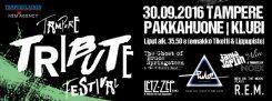 Tampere Tribute Festival järjestetään syyskuussa: luvassa mm. Led Zeppeliniä ja Pink Floydia