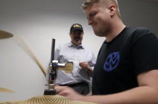 The Ghost Inside -rumpali Andrew Tkaczykin djent-projektin debyyttilevy kuunneltavissa