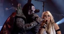 Esimakua Doron tulevalta livejulkaisulta: katso video Doron ja Lordin duetosta
