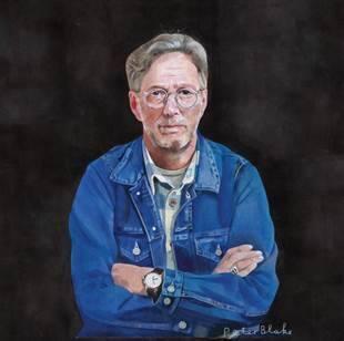 Eric Claptonin uusi kappale kuunneltavissa