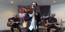 Ghost soitti kappaleitaan akustisesti: katso livevideoita yhtyeen esiintymisestä