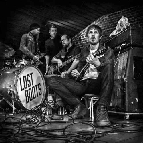 Lost Boots – Come Cold, Come Wind