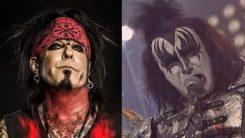 """Nikki Sixx riidastaan Kiss-jäsenten kanssa: """"Näytämme tällä hetkellä pelkiltä keskenään riiteleviltä vanhoilta naisilta"""""""