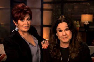 Sharon Osbourne kiittää Ozzyn faneja muusikon saamasta valtavasta tuesta Parkinsonin taudin uutisoinnin jälkeen