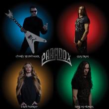 Paradox on julkistanut seuraavan levynsä tiedot: kuuntele ensimmäinen single
