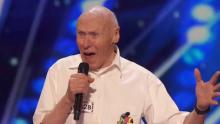 82-vuotias John Hetlinger America´s Got Talentissa tällä kertaa Rob Zombien kimpussa