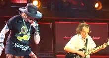 """AC/DC:n tuotantomanageri kertoo, mitä """"Rock Or Bust"""" -kiertueen kulissien takana tapahtuu: katso video"""