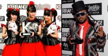 Baby Metal voitti palkinnon Kerrang! Awards -tapahtumassa: katso video Skindred-vokalistin tylytyksestä