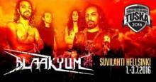 Blaakyum 2016