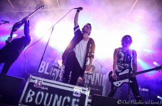 Blind Channel kiertueelle Englantiin yhdessä All That Remainsin ja Sevendustin kanssa