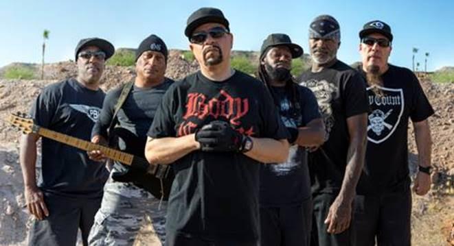 """Ice-T Bodycountin päätöksestä coveroida Slayeria tulevalle albumille: """"Slayerilla on iso merkitys meihin muusikkoina"""""""