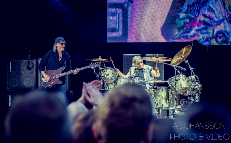 Deep Purple peruu keikkoja rumpali Ian Paicen aivoverenkiertohäiriön takia