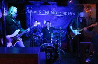 Rokkaava lauantai Doc Fungus & The Medicine Menin kanssa